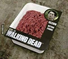 Meme Figures - walking dead meme season 7 001 glenn action figure walking dead