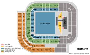 Ticketmaster Floor Plan Beyonce Platinum Tickets Stadium Of Light Sunderland 28 06 2016