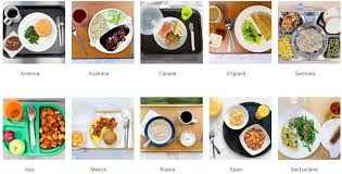 the difference in hospital meals around the world disabled world