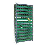 Quantum Storage Cabinet Quantum Storage Cabinet With 64 Bins U2014 36in X 24in X 72in Size