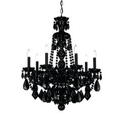 Cheap Pink Chandelier Fake Candle Chandelier Awesome Black Chandeliers For Girls Rooms