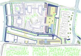 urban planning design cad drawing autocad file dwg models free