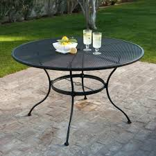round glass top patio table round glass patio tables marktenney me