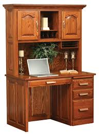 wood computer desk with hutch wood computer desks with hutch flat top computer desk with hutch top