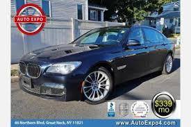 bmw bronx ny used bmw 7 series for sale in bronx ny edmunds