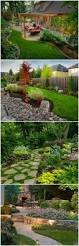 Small Backyard Gardens by Fabulous Ideas For Landscaping With Rocks Landscaping Stone And