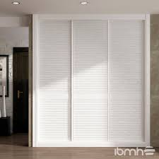 Closet Doors Louvered 27 View Sliding Louvered Doors Blessed Door
