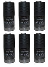 sally hansen magnetic nail color 908 graphite gravity choose your