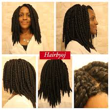 where to buy pre twisted hair shoulder length havana crochet twists with illusion of singles