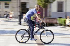 siege weeride born riders siège de vélo enfant weeride safe front avant