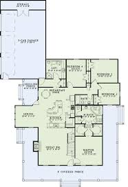 house plans with dual master suites ranch style house plans with wrap around porch luxihome