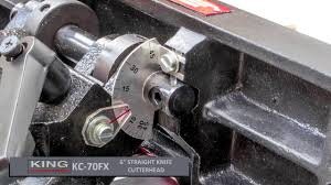 King Woodworking Tools Canada by King Industrial Jointers Thetoolstore Ca Youtube