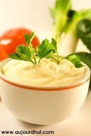 recette de cuisine legere pour regime mayonnaise légère au fromage blanc recette sauce aujourdhui