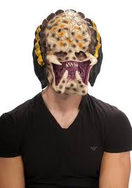 predator 3 4 vinyl mask