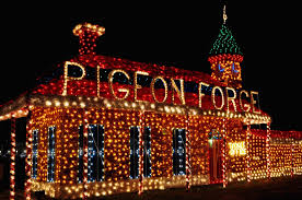christmas light show pigeon forge tn back by popular demand trolley tours of the pigeon forge christmas
