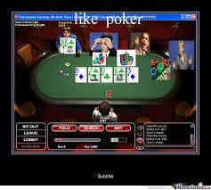 Meme Poker - texas holdem poker by kaja meme center