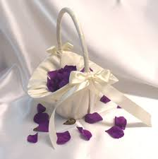 wedding baskets flower girl baskets wedding favour boxes ribbon confectionery