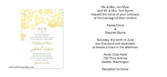 what to say on a wedding invitation idea what to say on a wedding invitation or shell shaped wedding