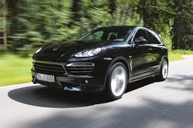twin turbo porsche techart kits out new porsche cayenne s with twin turbo u0027d v8 diesel