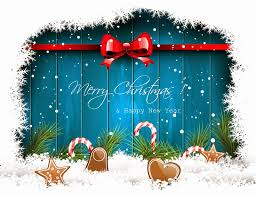 merry christmas wishes card christmas lights decoration