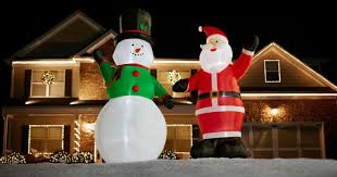 christmas inflatables home depot 9 christmas inflatables only 24 88 regularly 60