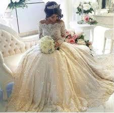 lace wedding dress with sleeves vestidos de noiva 2017 lace wedding dresses shoulder