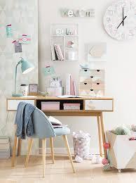 bureau maisons du monde une déco de bureau girly en cuivre chez maisons du monde