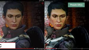 dragon age inqusition black hair dragon age inquisition low vs ultra graphics comparison cinemablend