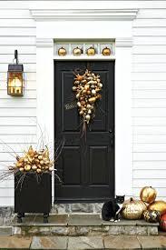 front door appealing front door garland pictures front