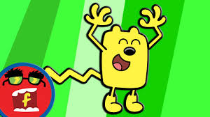 feeding the birds fredbot children u0027s cartoon wow wow wubbzy
