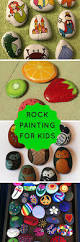 Painting Ideas For Kids Rock Painting Ideas For Kids Summertime Craft Ideas