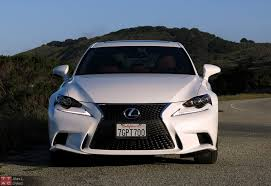 lexus isf vsc light 2015 lexus is 350 f sport review with video