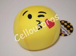 emoji emoticon funny face bean bag stress balls 6in diameter 13