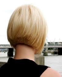 bob haircuts from the back view short stacked bob haircuts black