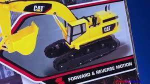 cat massive machine excavator remote control rc mighty machine