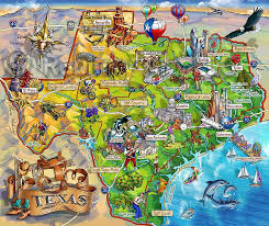 map with attractions maps update 820689 tourist attractions map map