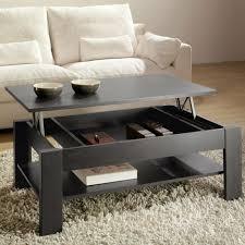 table pour canapé la table basse relevable pour votre salon fonctionnel archzine fr