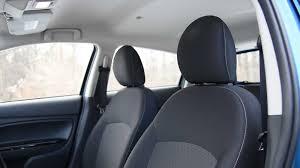 mirage mitsubishi interior 2017 mitsubishi mirage gt review autoguide com news