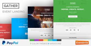 event landing page templates best of best handpicked