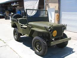 1945 willys mb restoration terry o u0027connor classic military