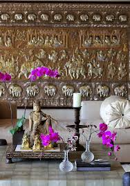 Home Decor Buddha by Elegant Zen Living Room With Gold Buddha Statue Decor Stupiccom My