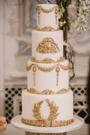 wedding cake design 16 gold wedding cake designs for modern and glamorous events