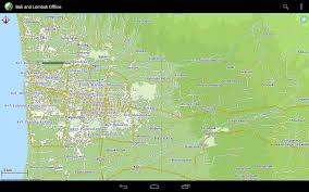 Offline Maps Android Offline Map Bali U0026 Lombok Android Apps On Google Play