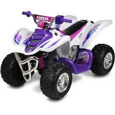 yamaha raptor atv 12 volt battery powered ride on walmart com