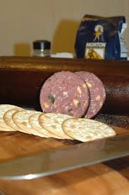 jalapeño cheese venison summer sausage recipe venison summer