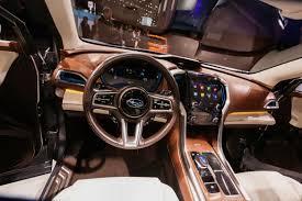 subaru suv concept interior the subaru ascent another big suv car release dates 2018