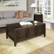 Woodboro Lift Top Coffee Table by Signature Design By Ashley Woodboro Dark Brown Oak Lift Top