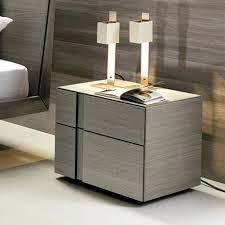 Small White Bedside Table Edward Hopper White Bedside Table With 3 Drawers Diy Bedside Table