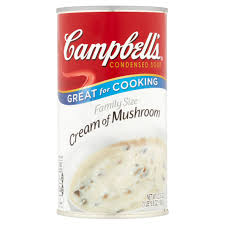 campbell u0027s family size cream of chicken soup 22 6 oz walmart com