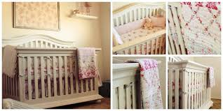 Shabby Chic Baby Bedding For Girls by Vintage Shabby Chic Baby Nursery Ideas